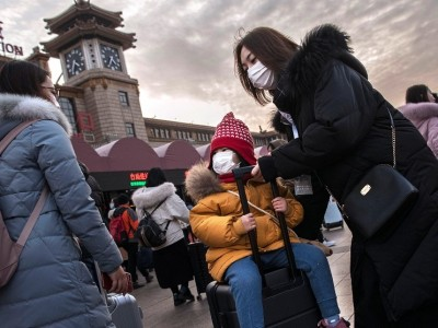 Melihat Virus Corona dari Dalam China