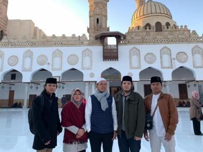 Maman Imanulhaq Serukan Dunia Islam Bantu Mesir Revitalisasi Makam Ulama