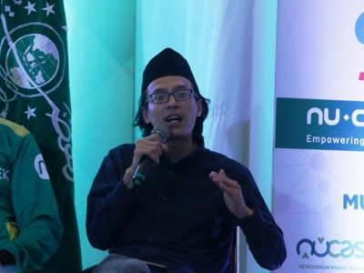 Savic Ali Sebut Lima Jejaring Medsos NU yang Terorganisasi Rapi