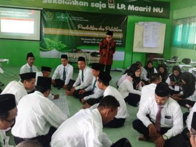 Tantangan Pendidikan NU Saat Ini Wujudkan Madrasah Milenial