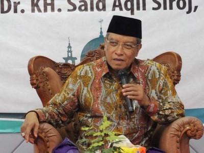 Kiai Said Jelaskan 'Menyendiri' sebagai Syariat Islam