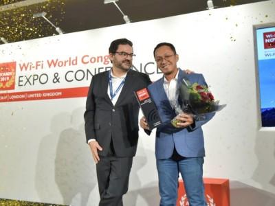 Telkom Raih Penghargaan Best Wi-Fi Service Provider di Ajang Wi-Fi Now Award 2019