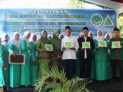 Fatayat NU Tulungagung Beri Penghargaan Perempuan Peduli Kekeringan