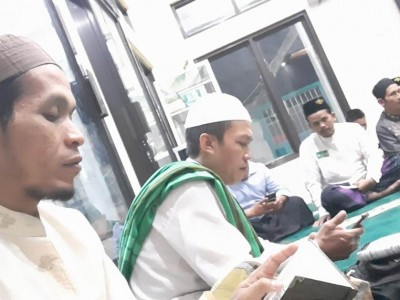 NU Sukoharjo Gelar Shalat Ghaib dan Doa Bersama untuk Gus Sholah