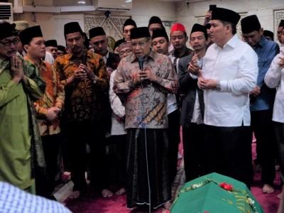 KH Ahmad Bagdja Wafat, PBNU Instruksikan Nahdliyin Shalat Ghaib
