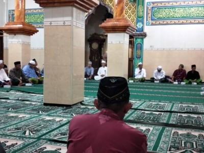 PC LTMNU Pamekasan Ajak Takmir Amankan Masjid