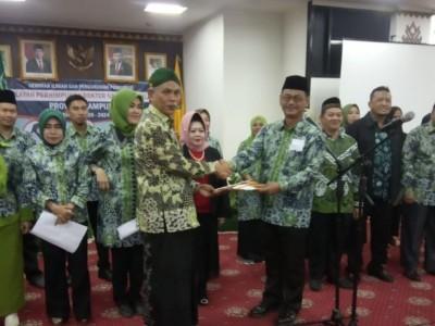 Dokter Asep Sukohar Pimpin PDNU Provinsi Lampung