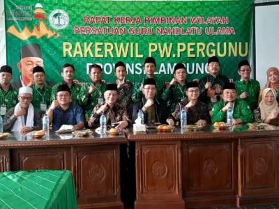 Seperti Mbah Hasyim, Pergunu Lampung Diminta Tidak Alergi Perubahan