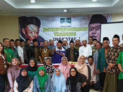 Tingkatkan Ekonomi, NU Jakarta Timur Gelar Pelatihan Wirausaha