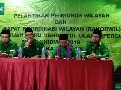 Kepengurusan Pergunu Kalimantan Barat Dikukuhkan
