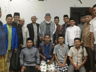 Bersama Kiai Sepuh, Anak Muda NU Aceh Perkuat Aswaja
