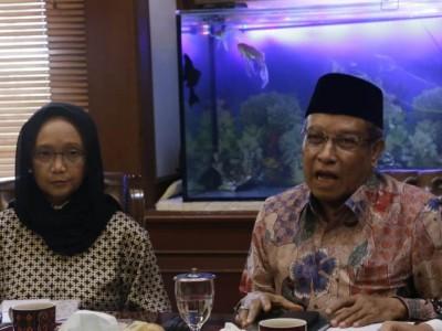 Terima Kunjungan Menlu Retno, Kiai Said Tegaskan Tolak WNI Eks ISIS