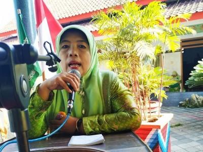 Nyai Emi Konsisten Gerakkan Muslimat NU Jember