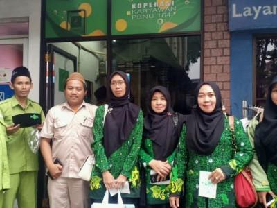 Koperasi Pergunu Kota Bandung Studi Banding ke Koperasi Karyawan PBNU