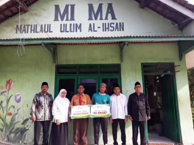 LAZISNU di Sidoarjo Canangkan Program NU Smart untuk Dhuafa