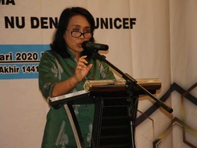 Menteri PPPA Nilai Muslimat NU Punya Komitmen Cegah Perkawinan Anak