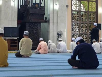 Masjid Hendaknya Dioptimalkan untuk Membina Masyarakat