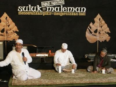 Ngaji Ngallah Suluk Maleman Bahasa Kuasa Bahasa