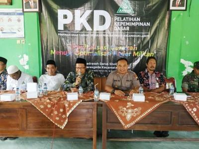 Ansor Rembang Minta Peserta PKD Ikut Jaga NU