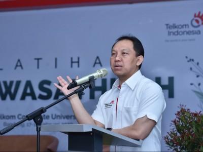 PBNU-Telkom Berkomitmen Perkuat Wawasan Islam Wasathiyah