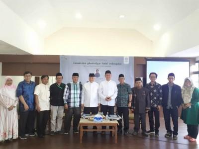 Universitas Nahdlatul Ulama Indonesia Luncurkan Pusat Studi Halal