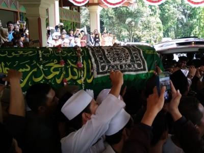 Keutamaan Mengiringi Jenazah sampai Pemakaman