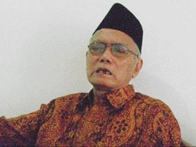 KH Ahmad Ghazalie Masroeri, Bintang Pandu yang Telah Kembali