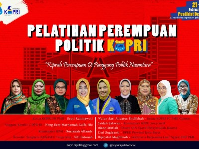 Kopri PMII Ciputat Dorong Kiprah Perempuan di Panggung Politik Nusantara