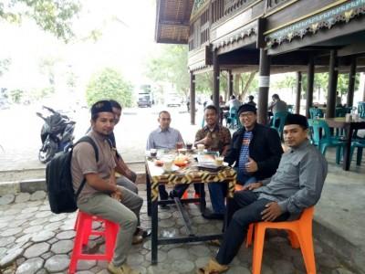"""""""Ngopi Hukum"""" di UIN Ar-Raniry Aceh, Kupas Masalah Pemberontak"""