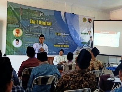 Pesantren Yanbu'ul Ulum Inisiasi Program Santri Bela Negara