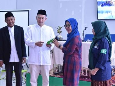 LPBINU Workshop Pesantren Hijau di Pesantren Asuhan Yusuf Mansyur