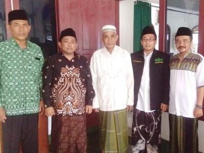 Jelang Muktamar, NU Jateng dan Yogyakarta Kunjungan ke NU Lampung