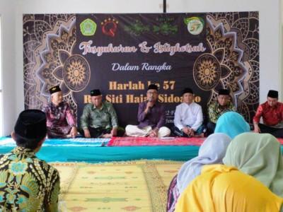 Peringati Harlah, RSI Siti Hajar Sidoarjo Pastikan Miliki NU