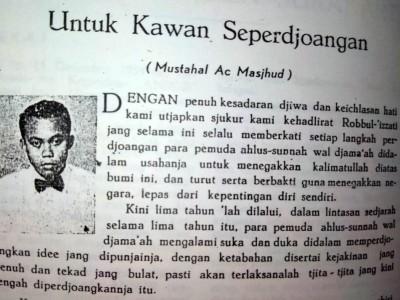 Mengenal Mustahal Achmad, Tokoh Pendiri IPNU