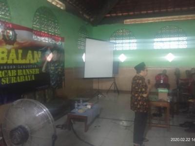 Peserta Susbalan Surabaya Pelajari Kecerdasan Emosional