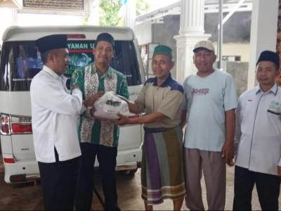 NU Kudus Peduli Salurkan Air Bersih dan 800 Paket untuk Korban Banjir