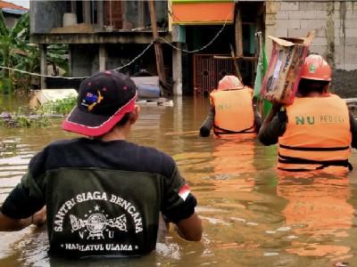 NU Pekalongan Buka Posko Pelayanan Korban Banjir