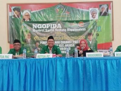 Ketua Ansor Situbondo: Pemuda NU Berkontribusi Besar pada Bangsa Ini