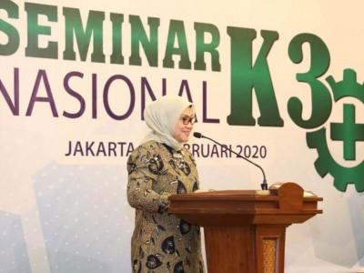 DK3N Gandeng Forum QHSE BUMN Konstruksi Cegah Kecelakaan Kerja