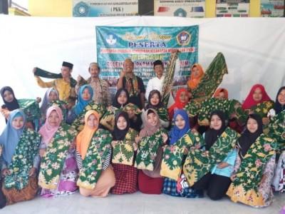 Kader IPNU Bertekad Jadikan Desanya Pusat Produk Batik Pamekasan