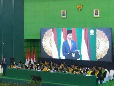 Presiden Puji Kiprah KH Asep Saifuddin Chalim Membangun Pendidikan
