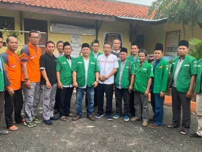 Ansor Tegal Jalin Kemitraan dengan KPU untuk Kawal Demokrasi