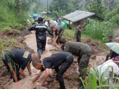 Ansor Banser Harus Sigap dan Tanggap Bencana