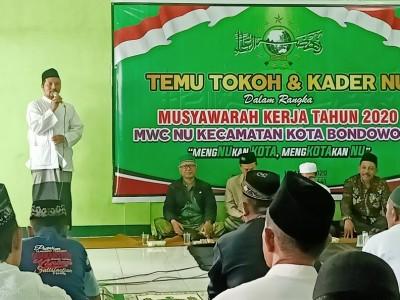 NU Bondowoso: Kader PKPNU Harus Diberdayakan