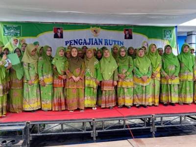 Tugas Muslimat Tingkatkan Kualitas Masyarakat
