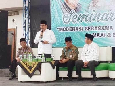 Wamenag: Paksakan Indonesia Sistem Khilafah Bisa Chaos