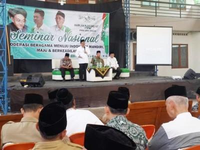 Wamenag Sebut Ada Dua Tantangan yang Dihadapi Bangsa Indonesia