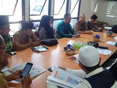 Perluas Kerja Sama, PW RMINU Kalbar Gandeng Bank Syariah