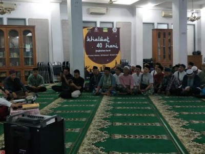 TQN Suryalaya Jakarta Gelar Program Khalwat 40 Hari