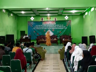 Pelajar NU Majalengka Doa Bersama Agar Terhindar Wabah Corona